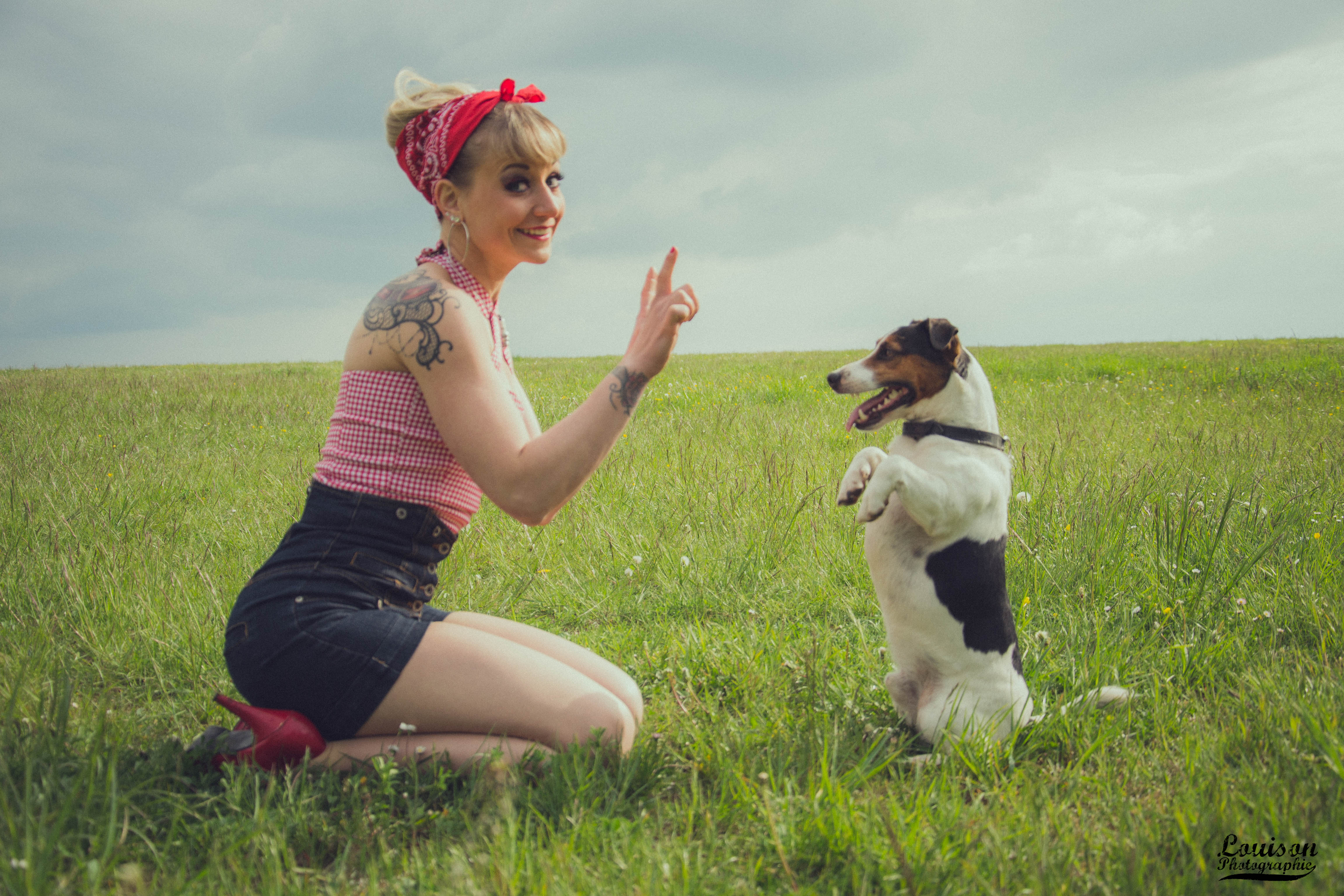 Miss Crazy'June / Popeye