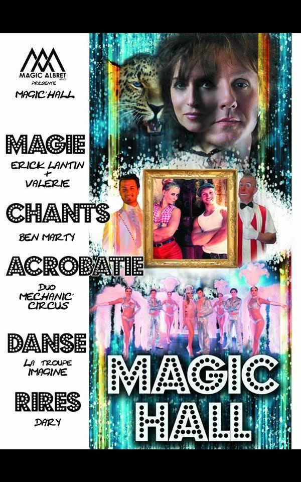 Magic Hall Siorac 07.08.2016