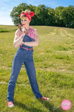 Miss Crazy June