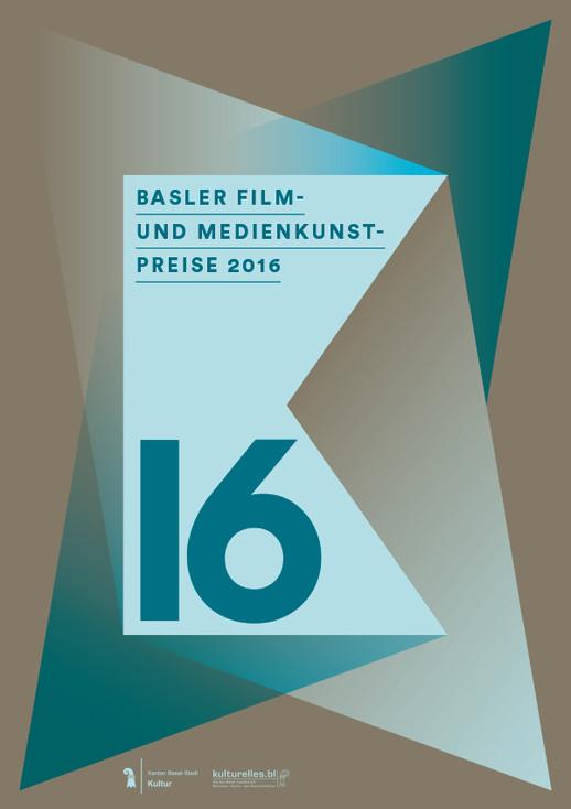 BASLER FILM- UND MEDIENKUNSTPREISE 2016