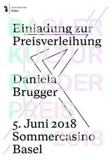 BASLER KULTURFÖRDERPREIS 2018
