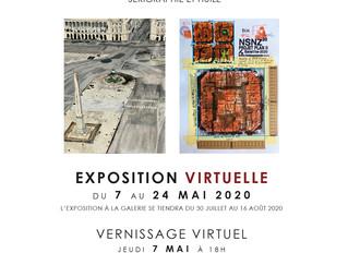 Exposition virtuelle à la galerie François Fontaine de Satigny Genève