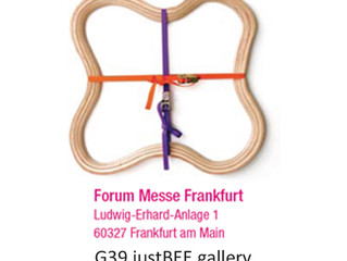 NSNZ à Frankfurt avec justBEE galerie