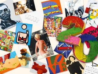 Les 20 ans de la galerie ID