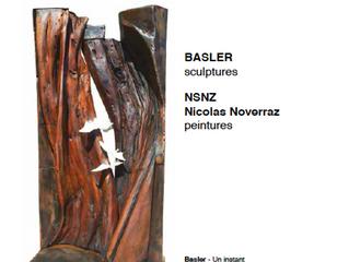 Noverraz pour la troisième fois à la grande galerie de Rue, fief de Basler.         GALERIE DE RUE