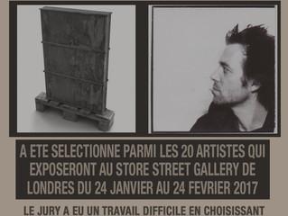 La London Contemporary Art aime les barils, elle les exposera au Store Street Gallery du 24 janvier
