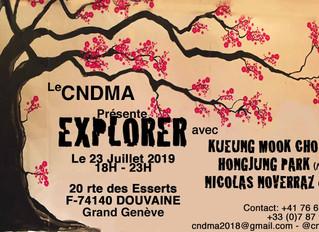 Expo de l'été au CNDMA