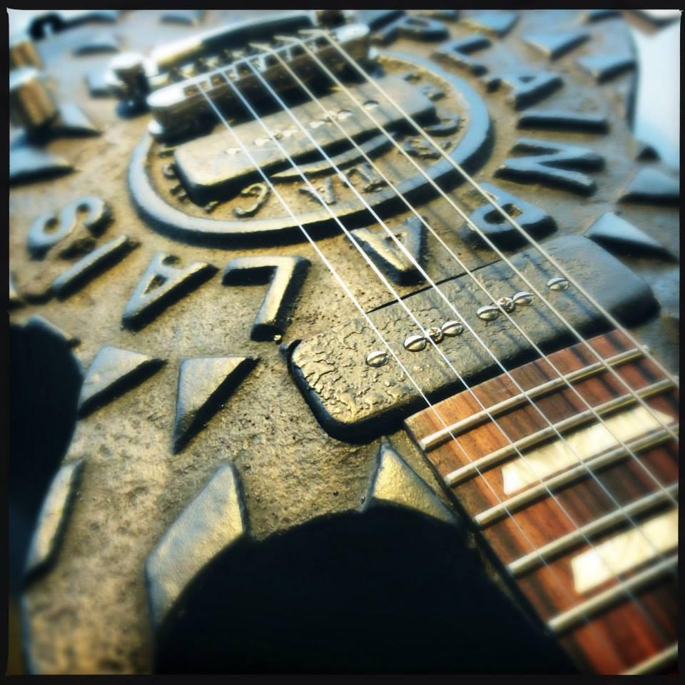 Guitare Plainpalais - Nicolas Noverraz