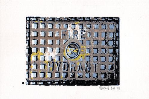 FIRE HYDRANT BRISTOL 1/5