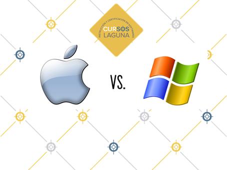 Diferencias entre Windows & MacOs