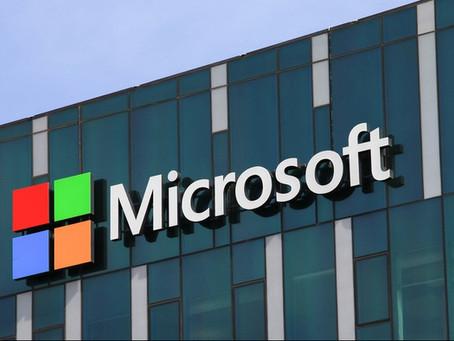 Microsoft por encima de Apple en la Bolsa