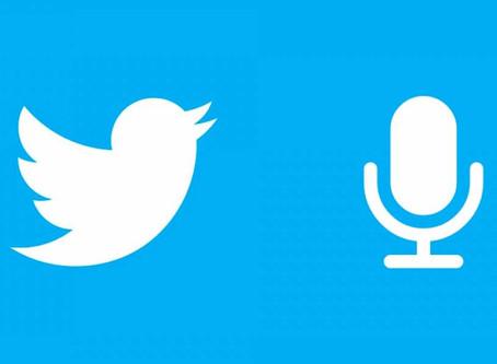 Twitter apuesta por los Podcast