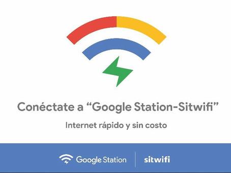 Google Station en La Laguna
