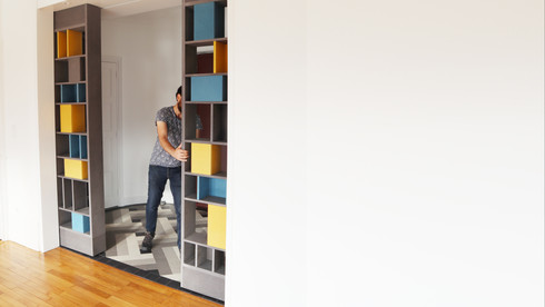 Aménagement interieur & Mobilier - Appartement P&M