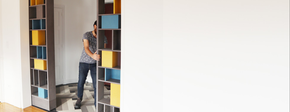 Mobilier - Appartement P&M