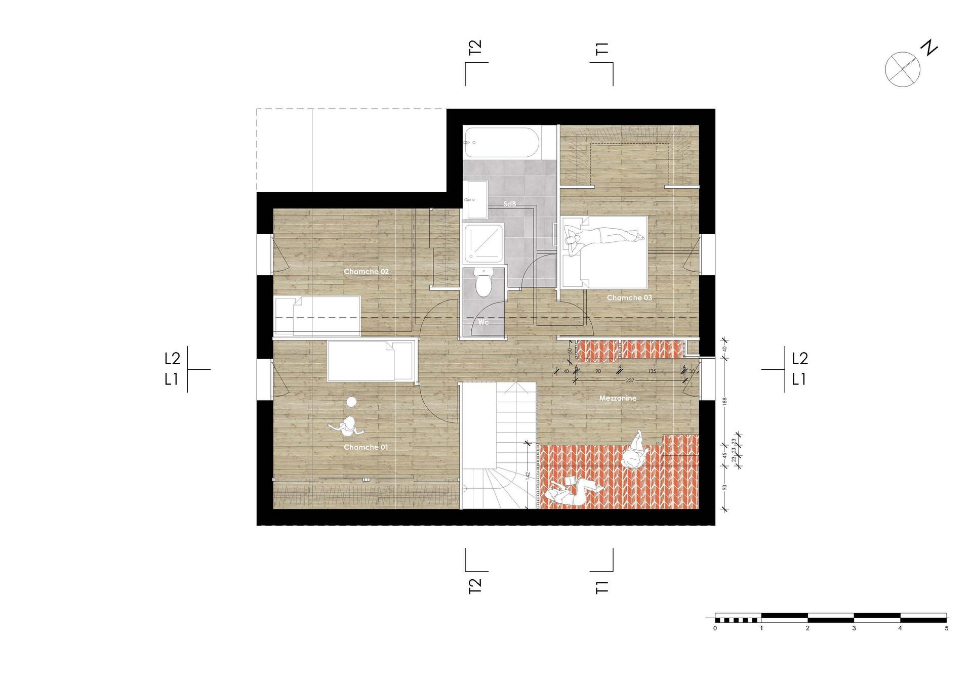 Hirundo-Architecture_Projet B&R_Plan Eta