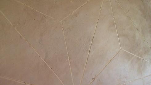 Formation - Enduit terre & peinture d'argile, Appartement J&C.
