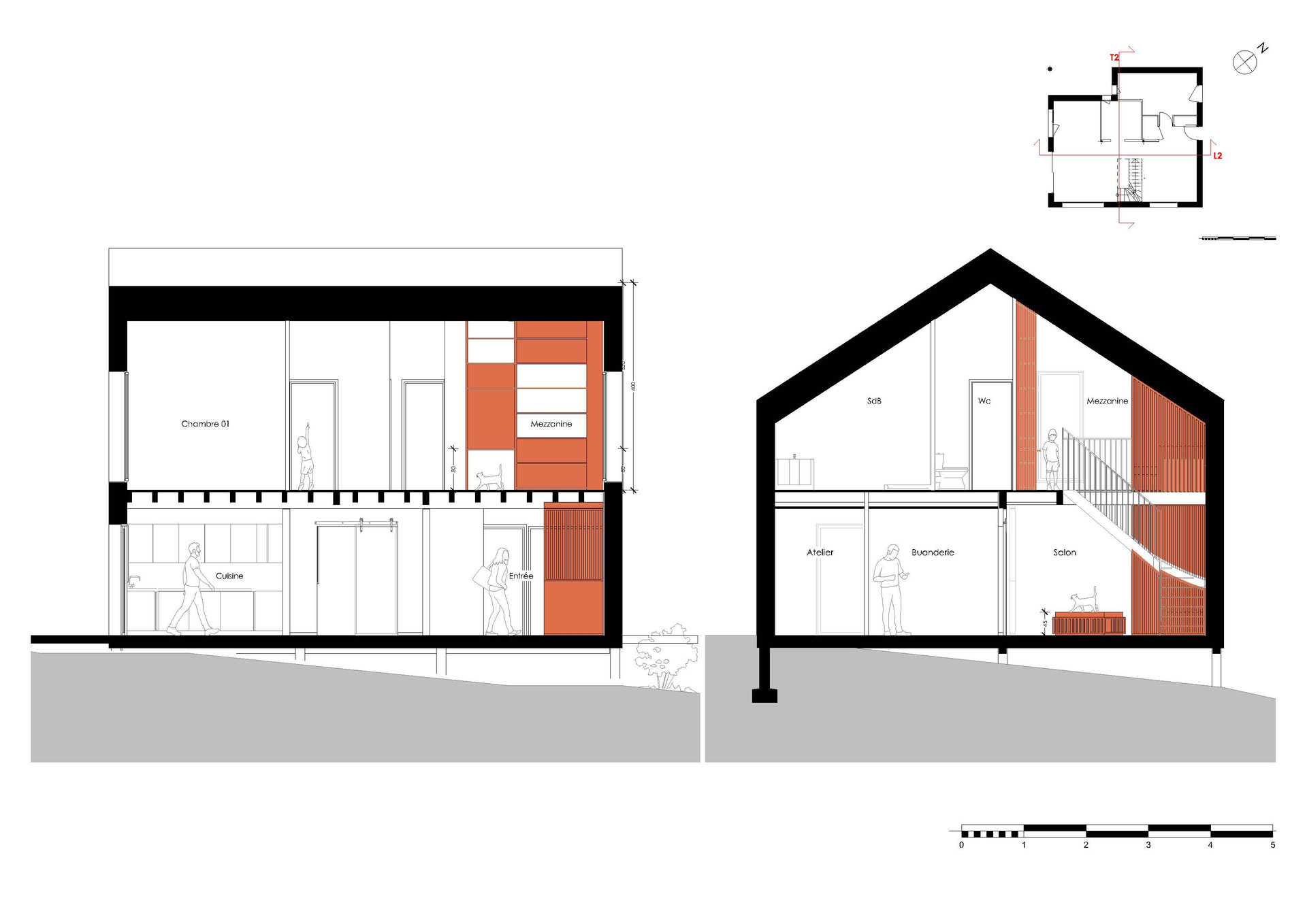 Hirundo-Architecture_Projet B&R_Plans_Co