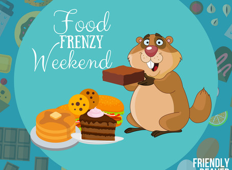 Food Frenzy Weekend!