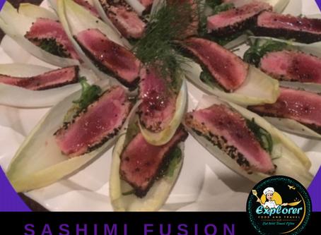Sashimi Fusion with Explorer