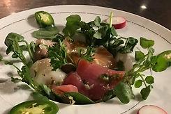 Sashimi Salad_LemongrassNH