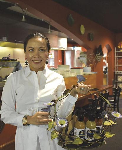 """Chef Uraiwan """"Ooh"""" Danaisawasdi"""