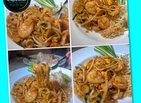 Shrimp Pad Thai Recipe
