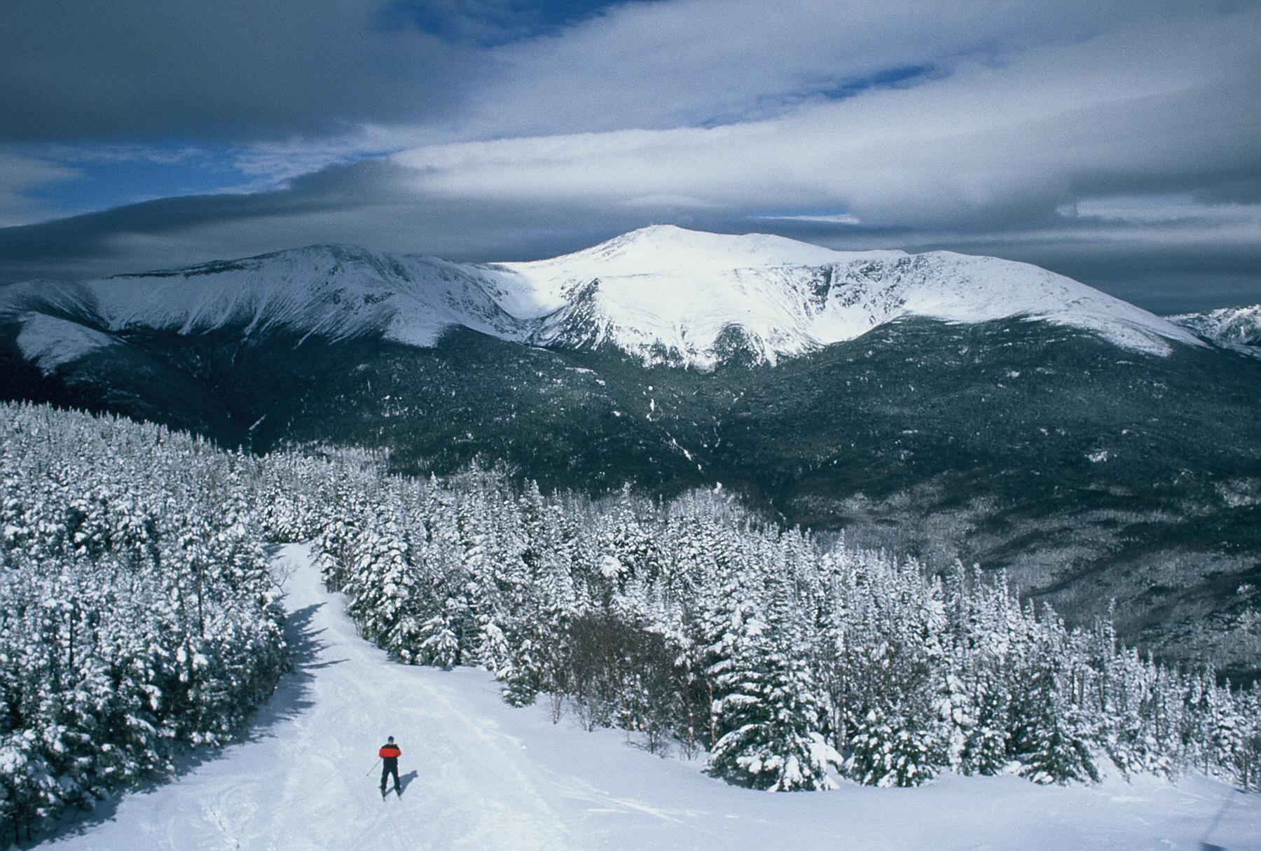 Snow and Ski Mountain
