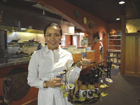 Lemongrass owner: Have sauce, will travel