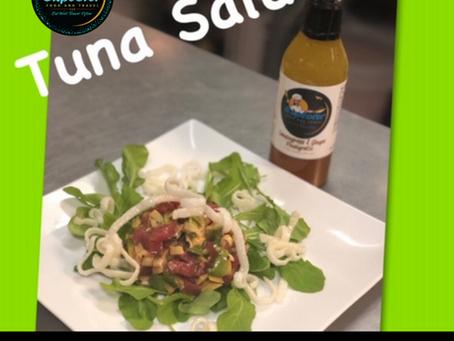 Explorer Tuna Salad Recipe