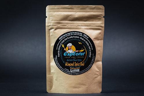 Almond Spice Rub