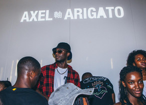 Axel Arigato X Cat footwear Collaboration & Launch Party