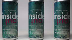 Meet Inside Out Drinks: The drink you need before you drink.