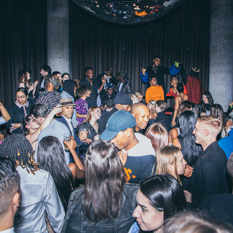 ON OFF Party | LFW AW20