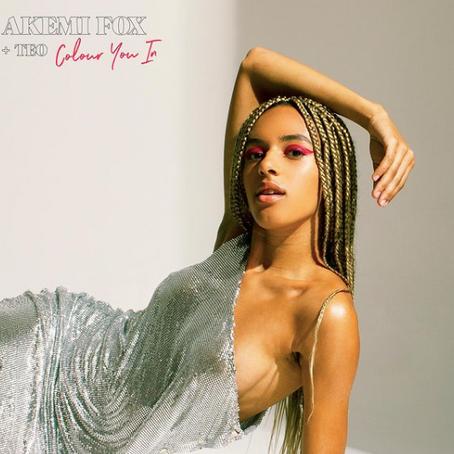 Akemi Fox | Colour You In EP