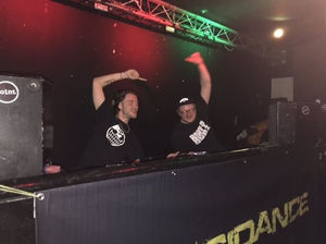Throwing back the bassline with Subsidance