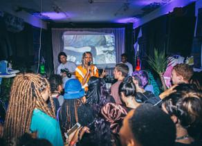 Lava La Rue   Lavaland tour & 'Stitches' Tape Launch Party