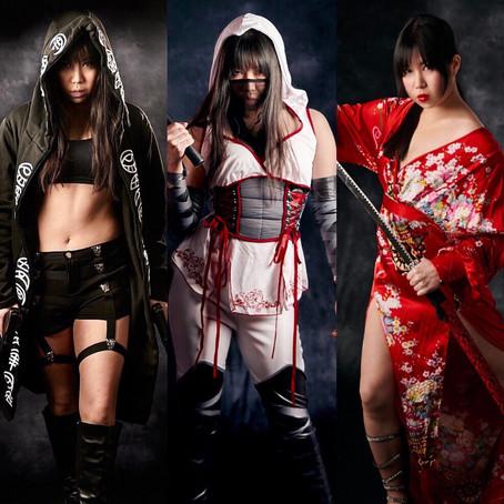 Female Powerhouse Rae Lim | Q&A