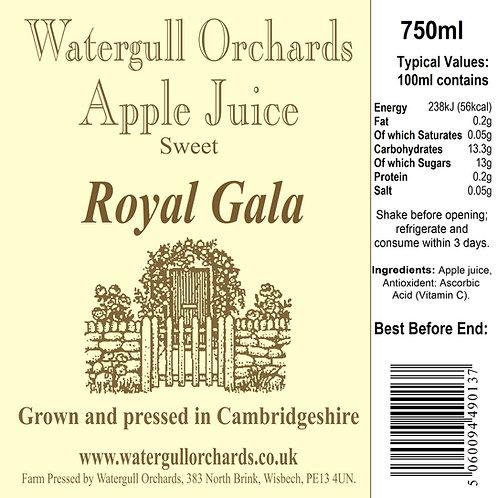 Sweet Royal Gala 75cl