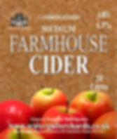 medium cider label