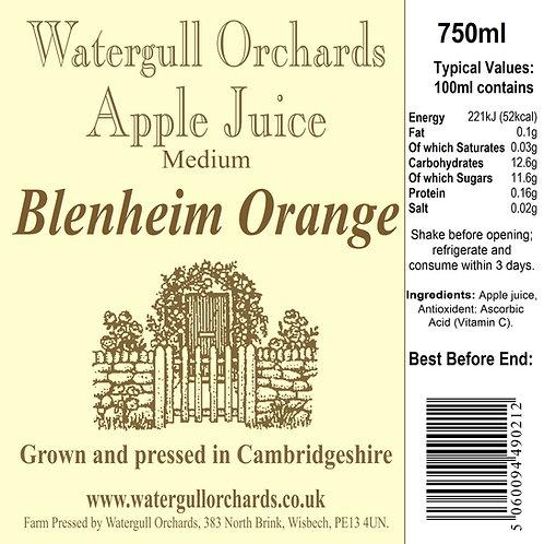 Medium Blenheim Orange 75cl
