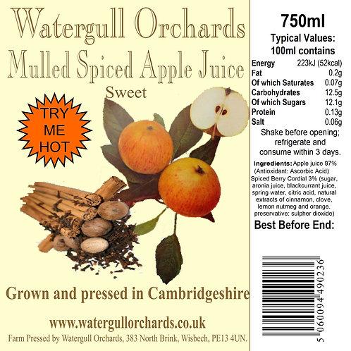 Sweet Apple & Spiced Elderberry 75cl