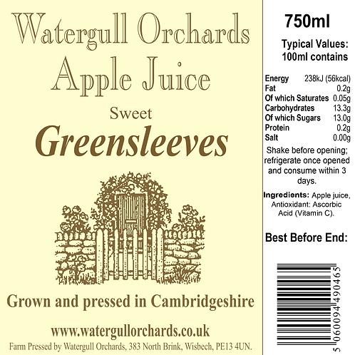 Sweet Greensleeves 75cl