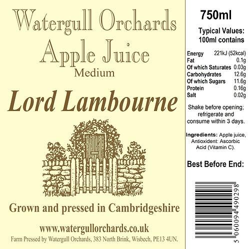 Medium Lord Lambourne 75cl