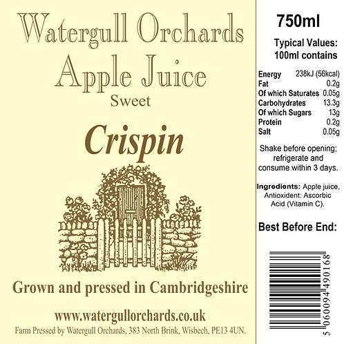 Sweet Crispin 75cl