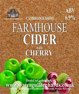 cherry cider labl