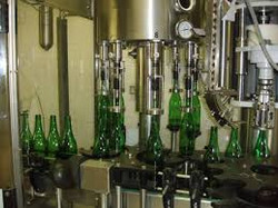 A still shot of the bottle filler