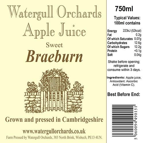 Sweet Braeburn 75cl