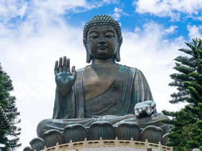 Remote Viewing the Buddha