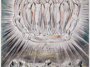 Archangel Gabriel and the...Chickenman